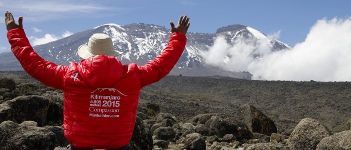 Climbing expedition Mount Kilimanjaro