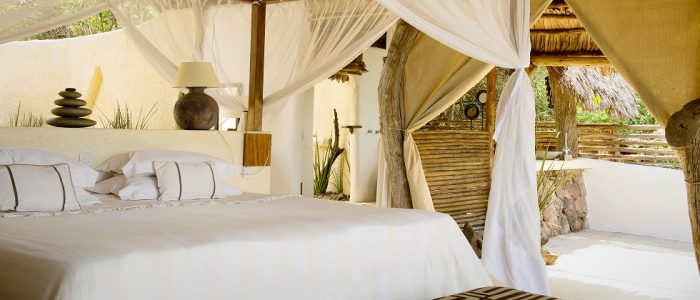 Luxury safari lodge Kiba Point Selous by Nomad